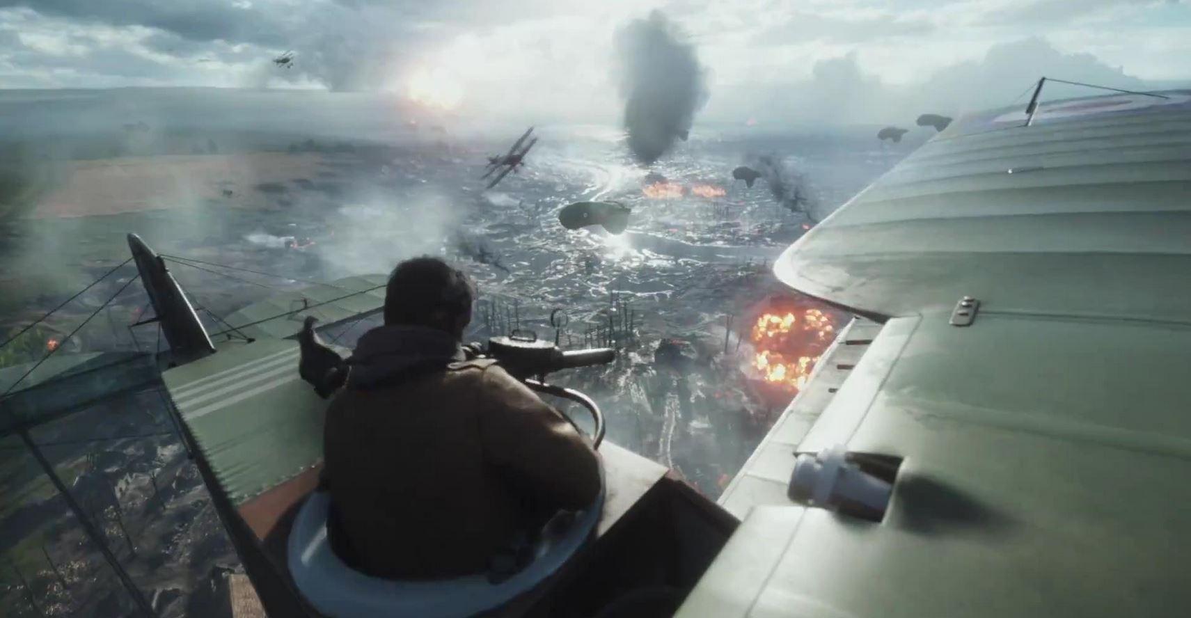 Battlefield 1 - Kampf in der Luft