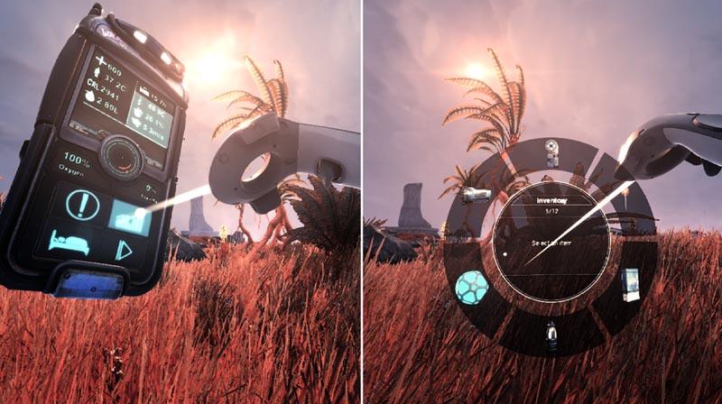 The Solus Project - VR Bewegen durch die Welt