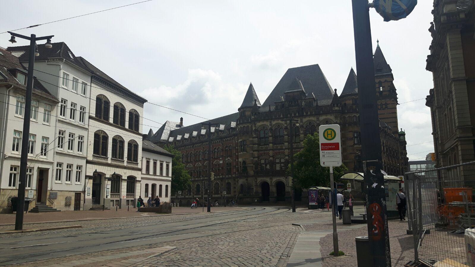Bremen - Plätze und Kirchen