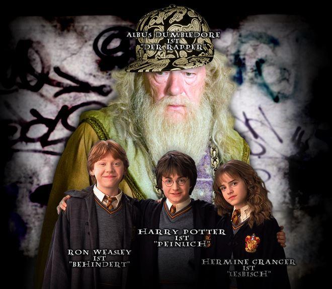 Harry Potter und ein Stein - Coldmirror