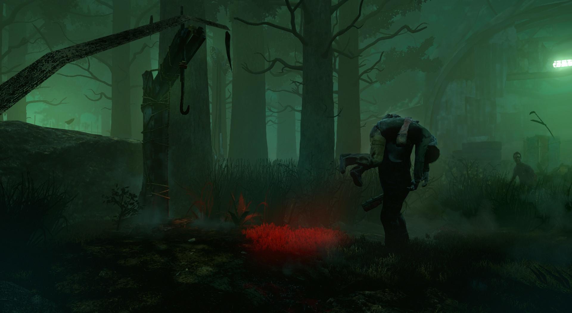 Dead by Daylight - Jagd Folter und Mord