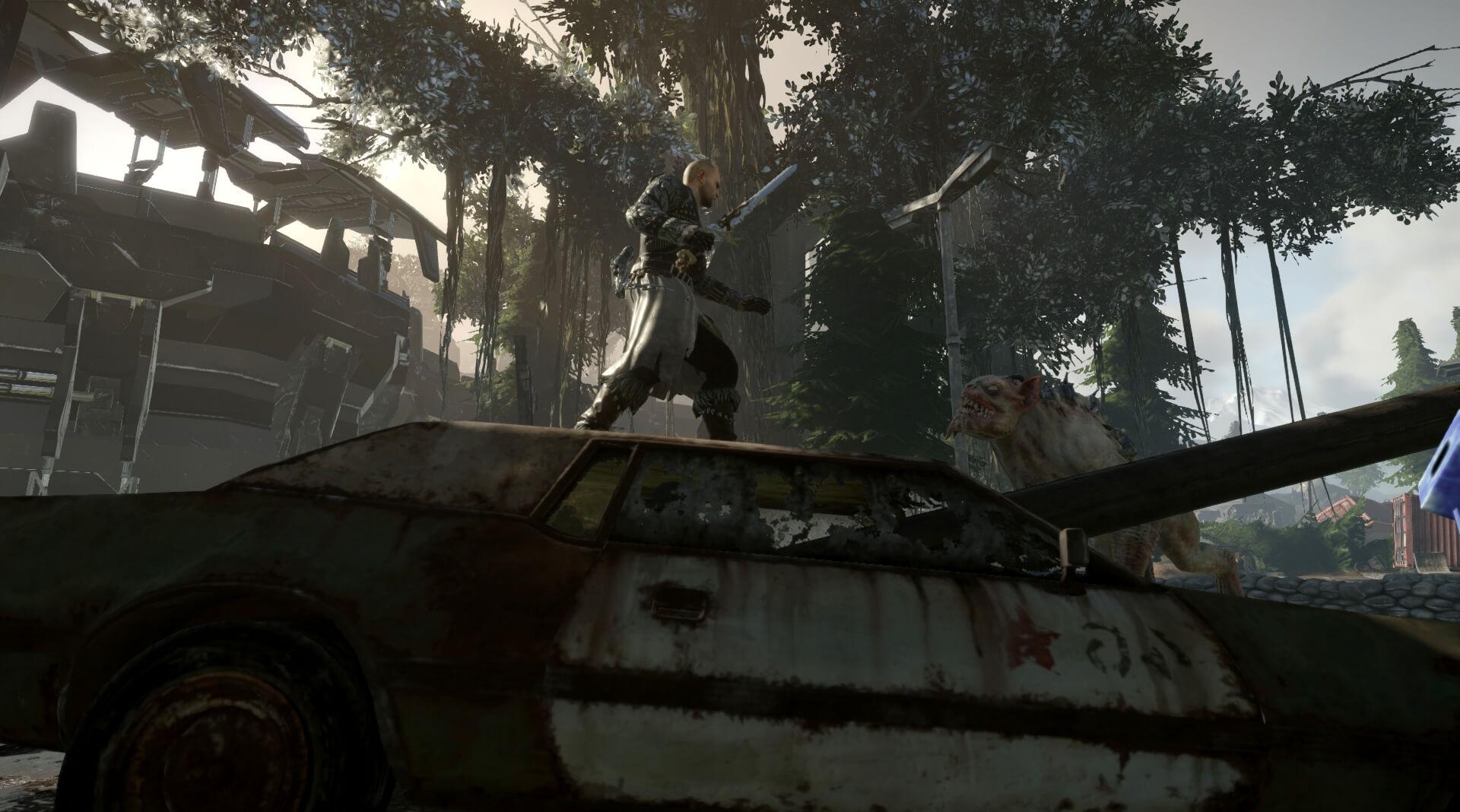 Elex - Mit Schwertern und Autos