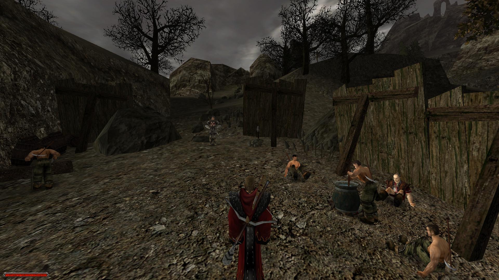 Gothic 2 - Das Leben im Minental