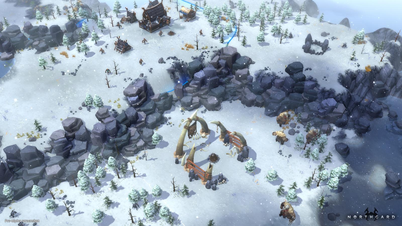 Northgard – Wikinger und Riesen