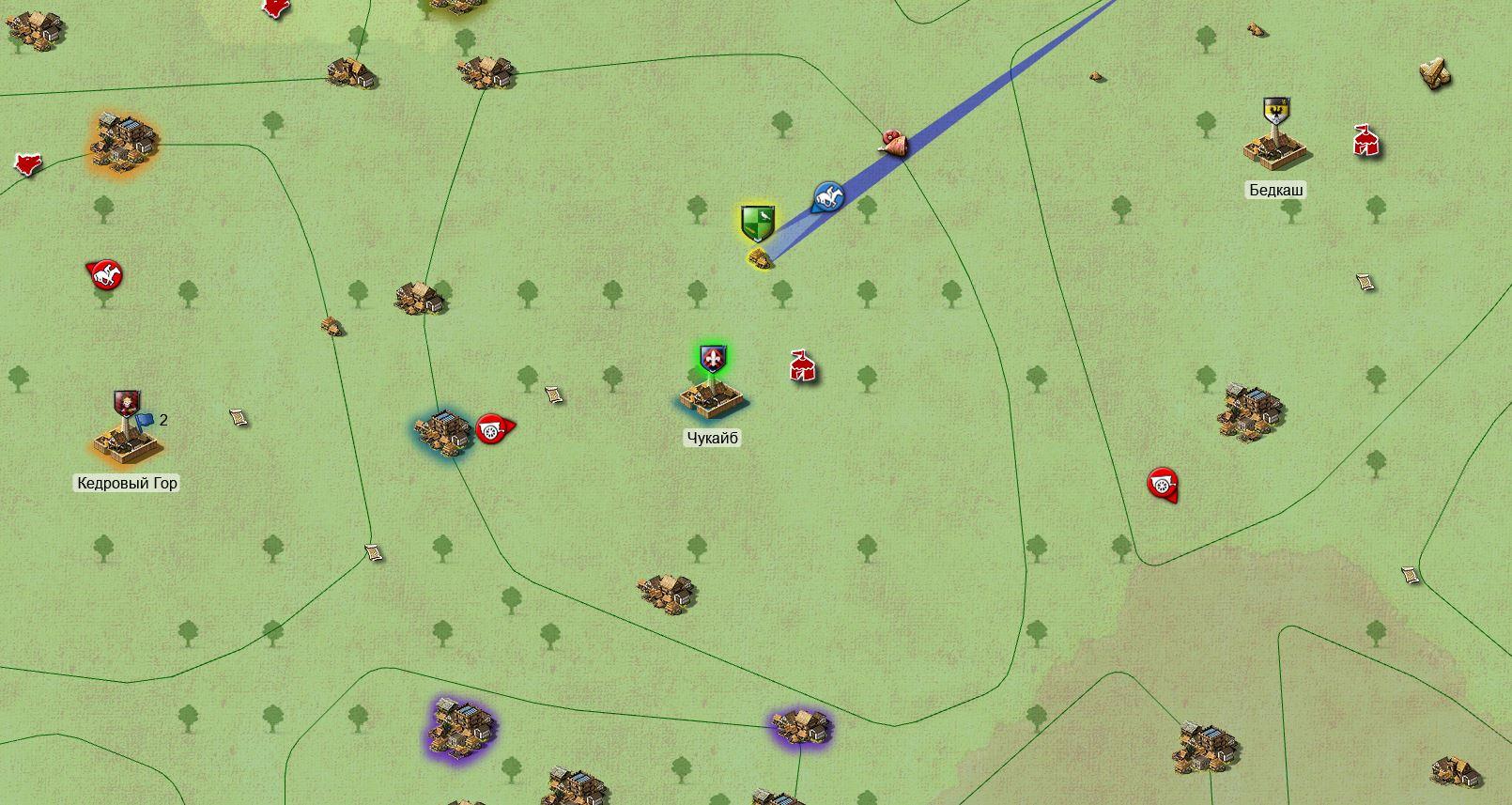 Stronghold Kingdoms - Burgen und Städte
