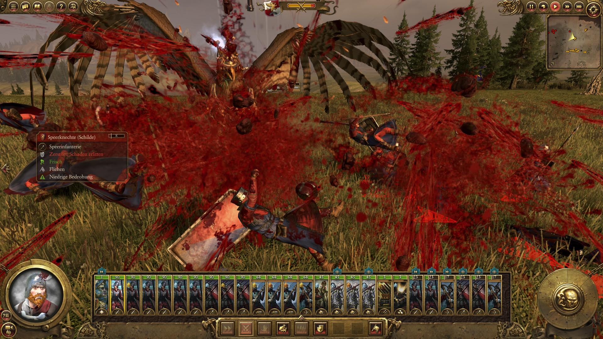 Total War WARHAMMER - Blood and Gore DLC