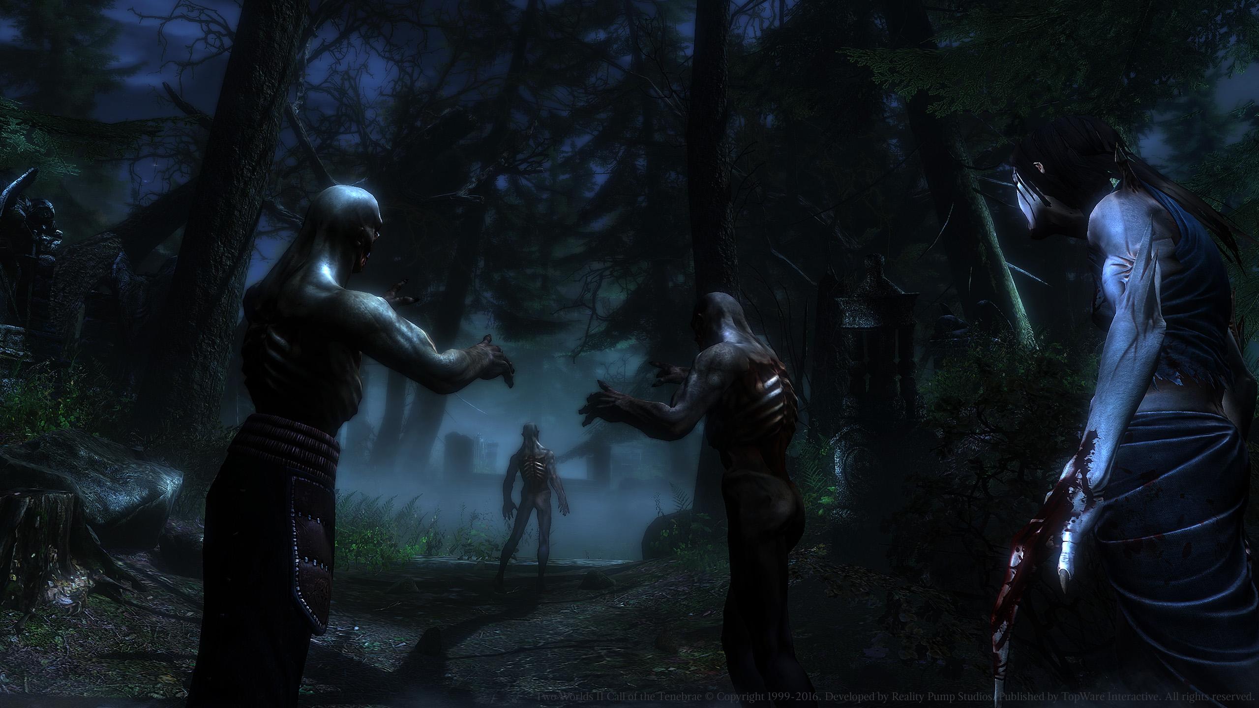 Two Worlds III angekündigt