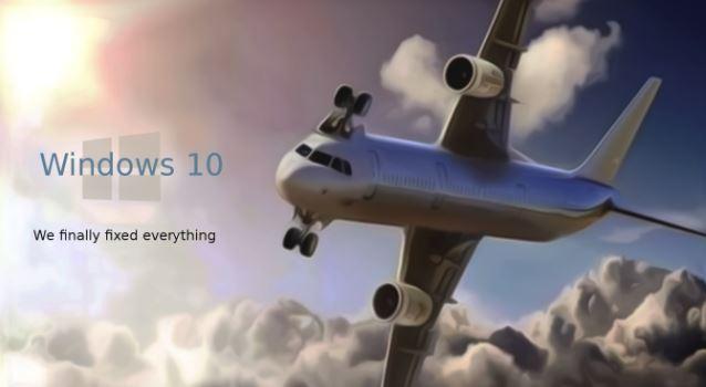 Windows 10 ist scheiße