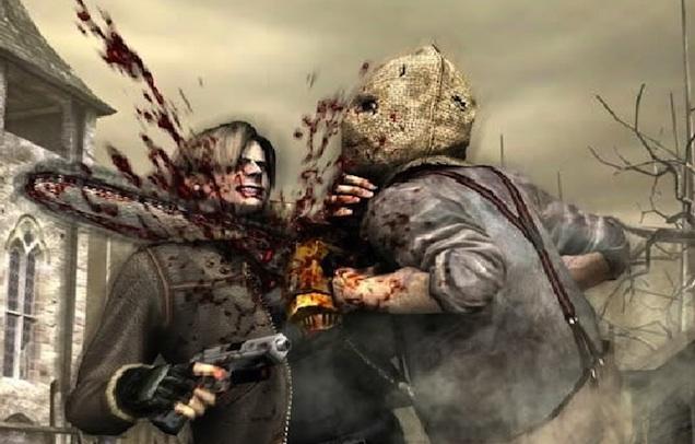 Resident Evil 4 - Bald Uncut -Zensur von Games in Deutschland