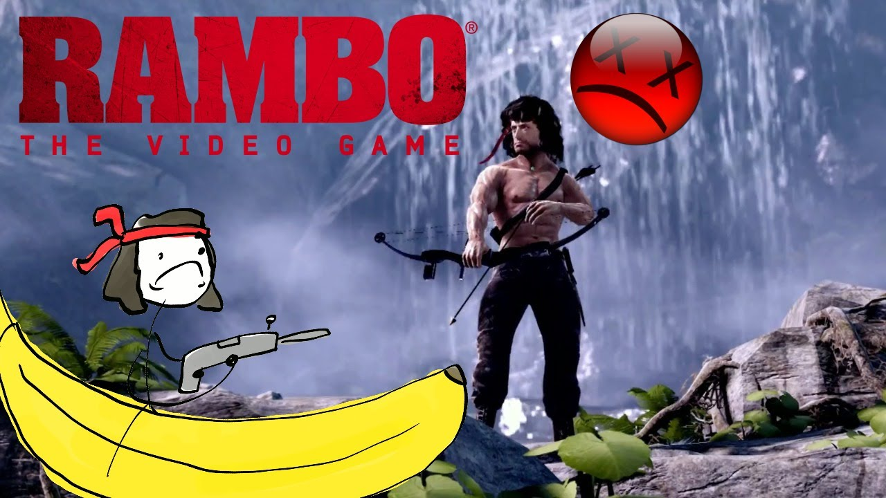 AltF4Games - Rambo