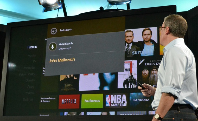 Amazon Fire TV Presentation