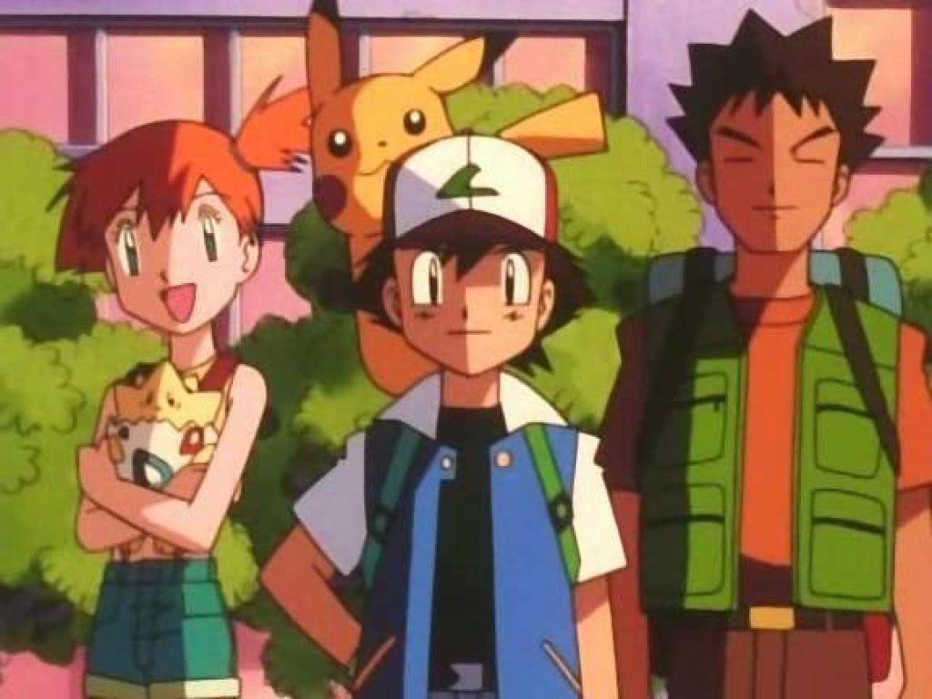 Pokémon - Anime Staffel 1 - Videospiele und Animes
