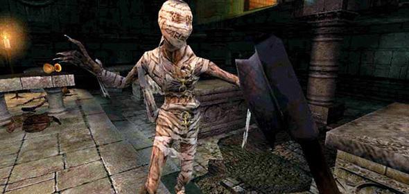 Arx Fatalis 001 Mumie
