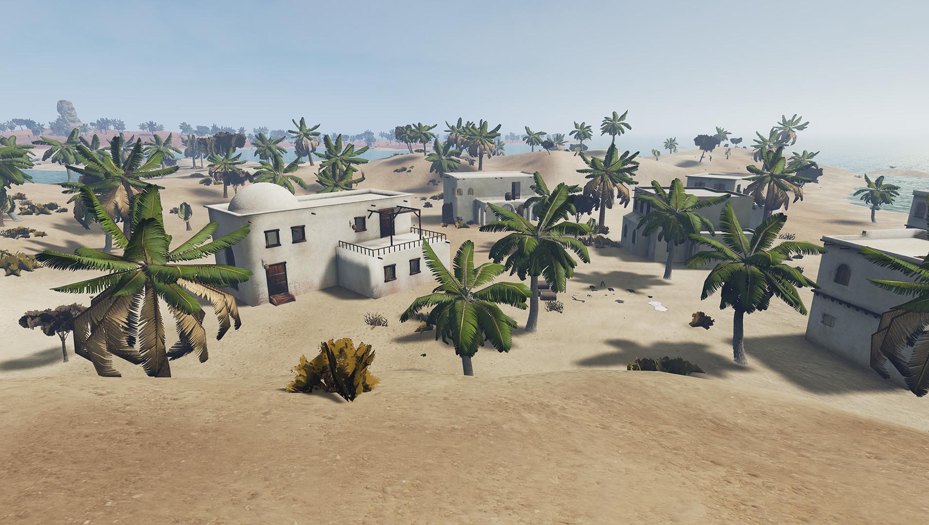 Atajrubah - Early Access - Eine etwas sterile Stadt in der Wüste