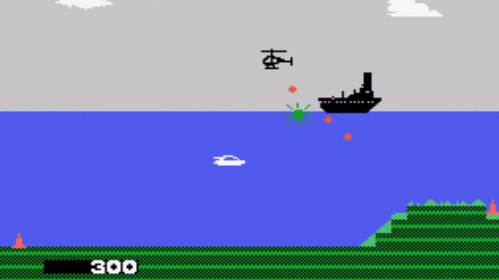 First James Bond Game - James Bond 007 - 1983