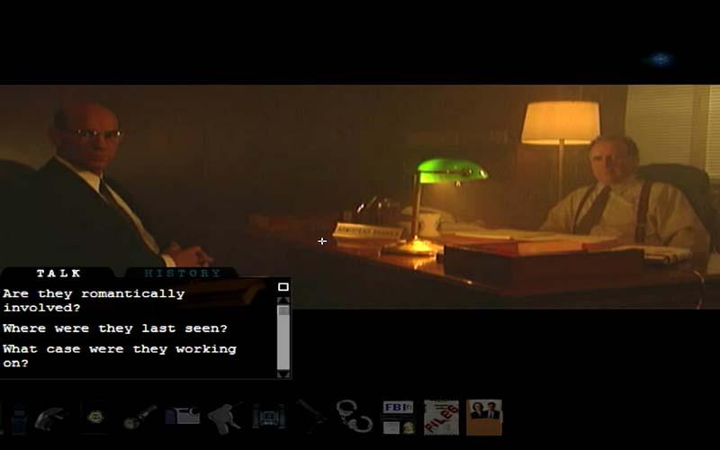 X-Files - FMV-Games
