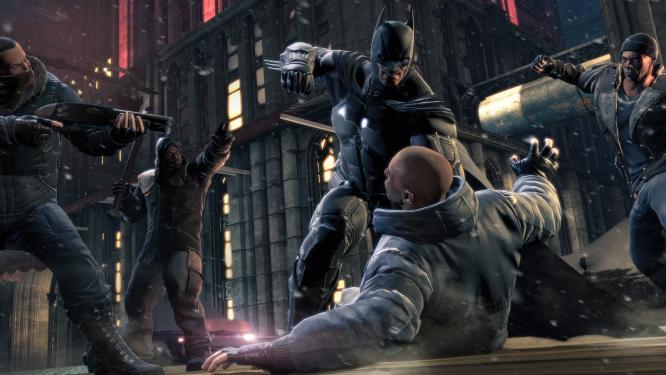 Batman Games Reihenfolge