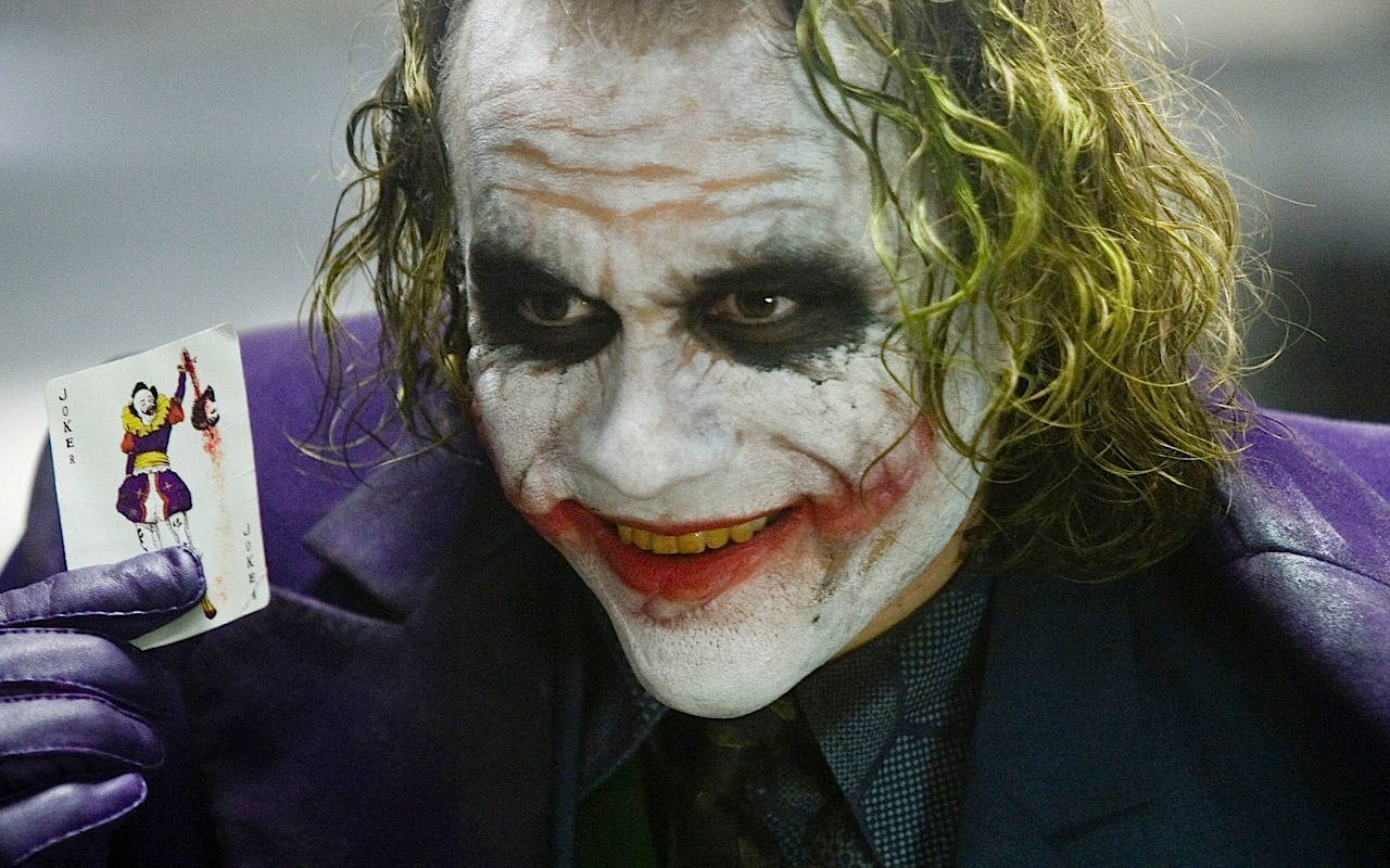 Batman Trilogie - Der Joker