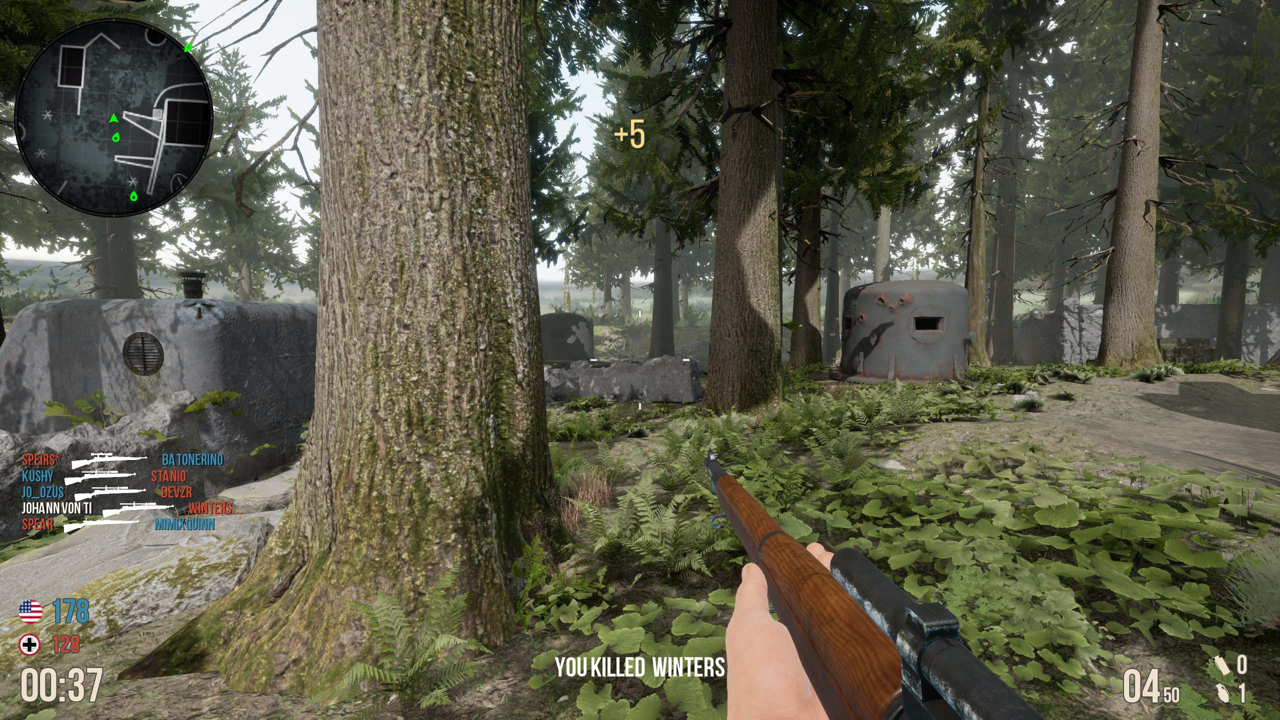 BATTALION 1944 - Sniper zu stark