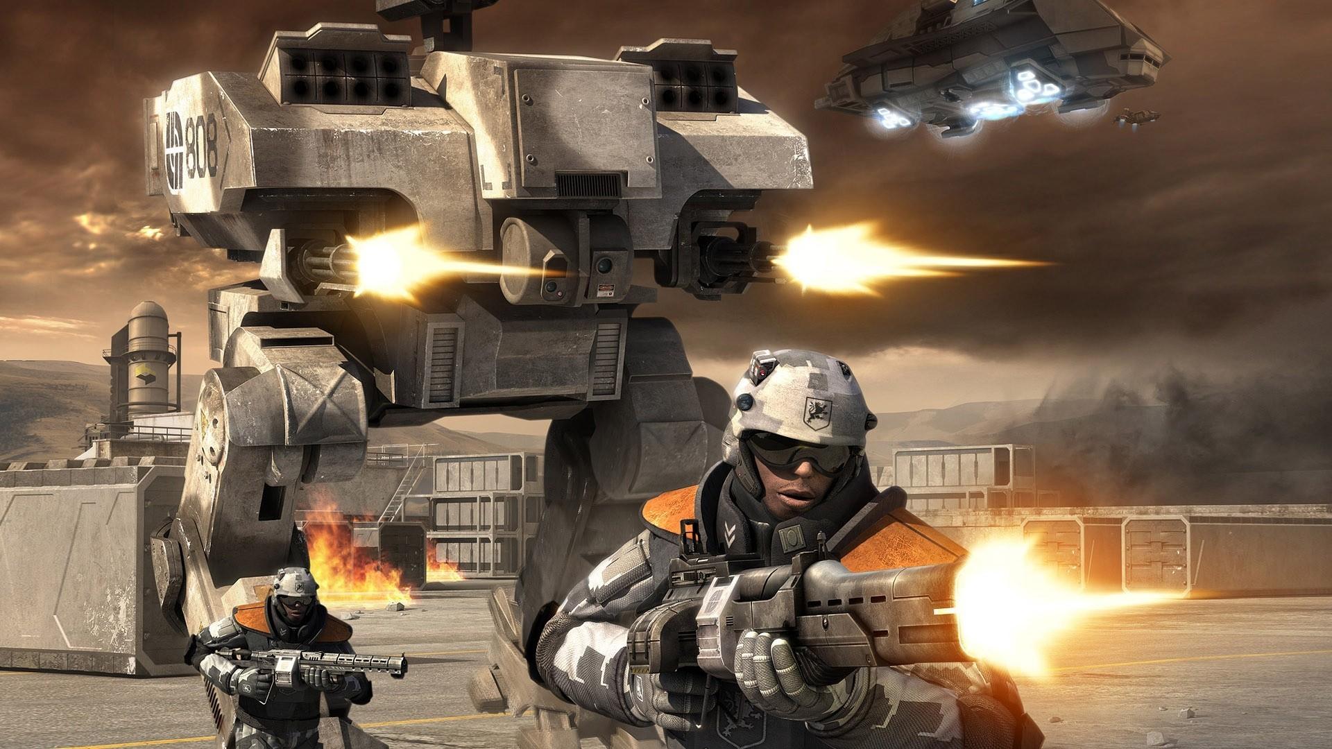 Battlefield 2142 Krieg in der Zukunft