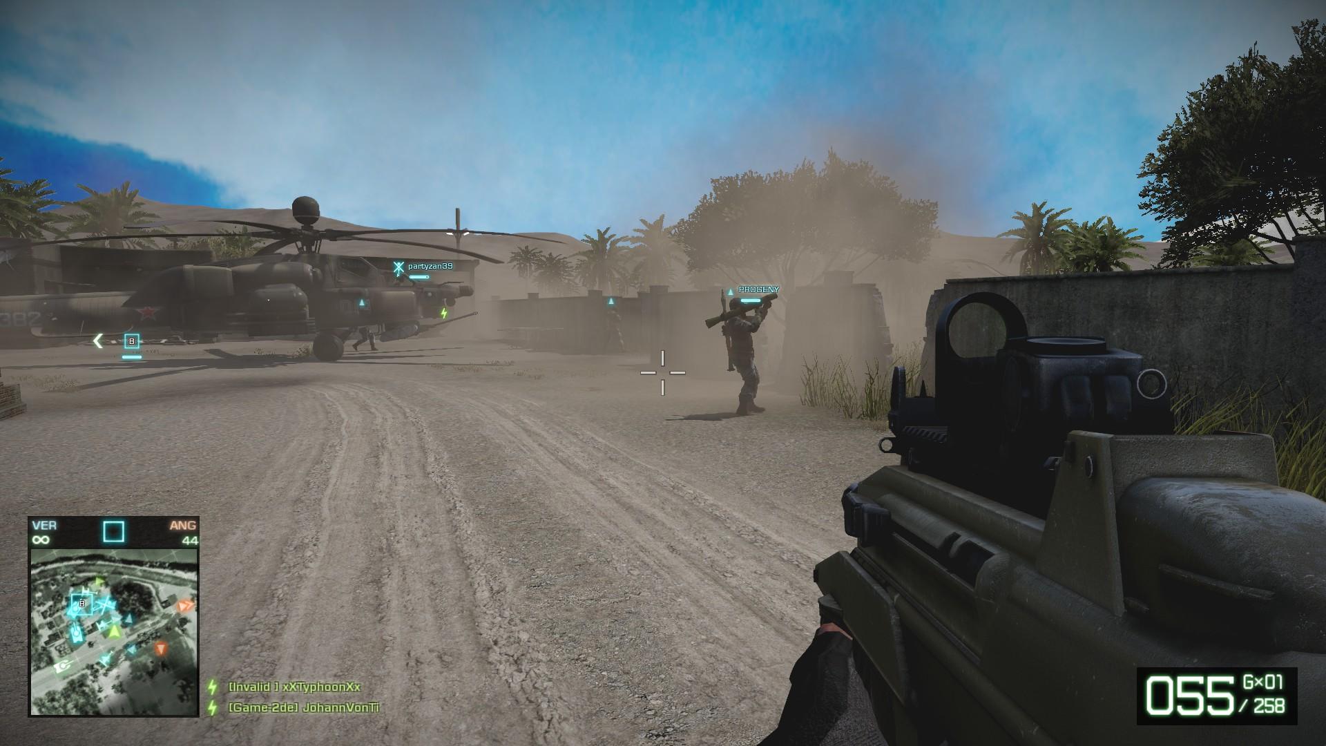 Battlefield Bad Company 2 - Mitten im Gefecht