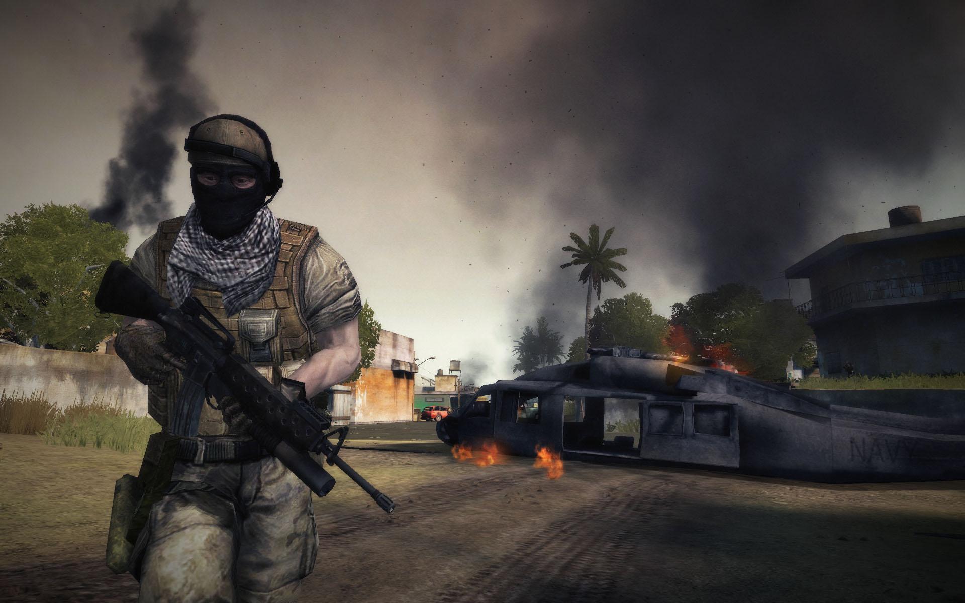 Battlefield Play4Free Krieg bleibt immer gleich