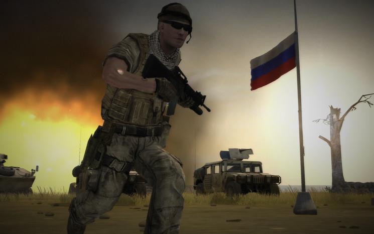 Battlefield Play4Free Russen im Einsatz