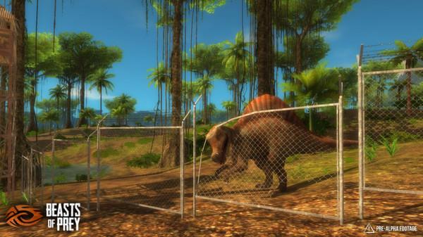 Beasts of Prey Dieser Zaun bleibt nicht stehen