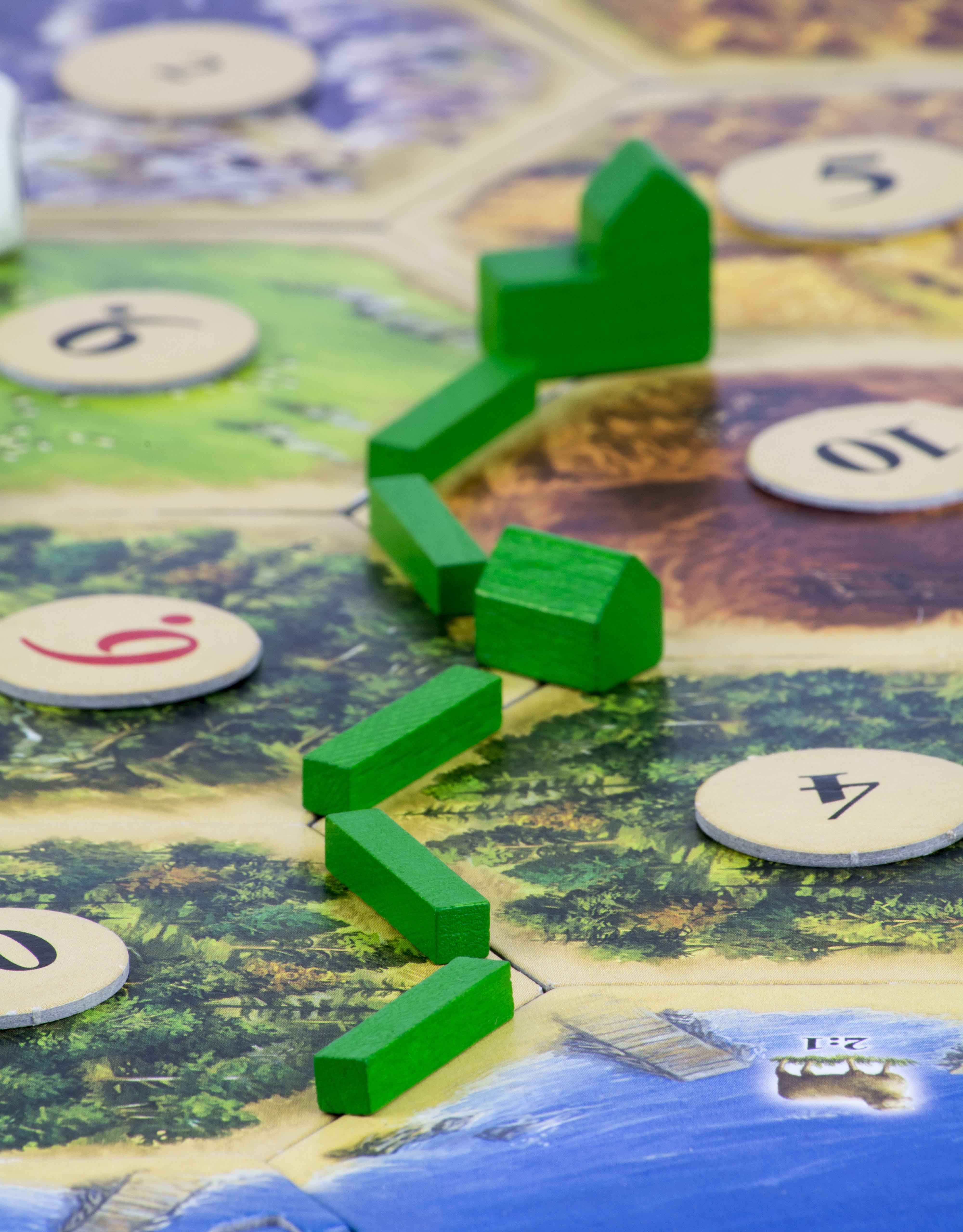 Die Siedler von Catan als Brettspiel-Hit