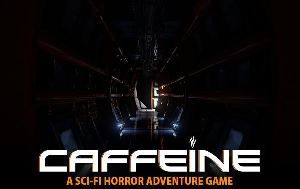Caffeine Indie Horror Game Kickstarter Kampagne gestartet