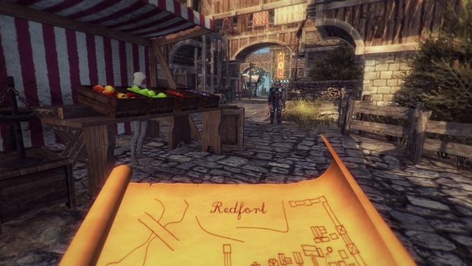 Castle Heist - Mit der Karte zum Artefakt