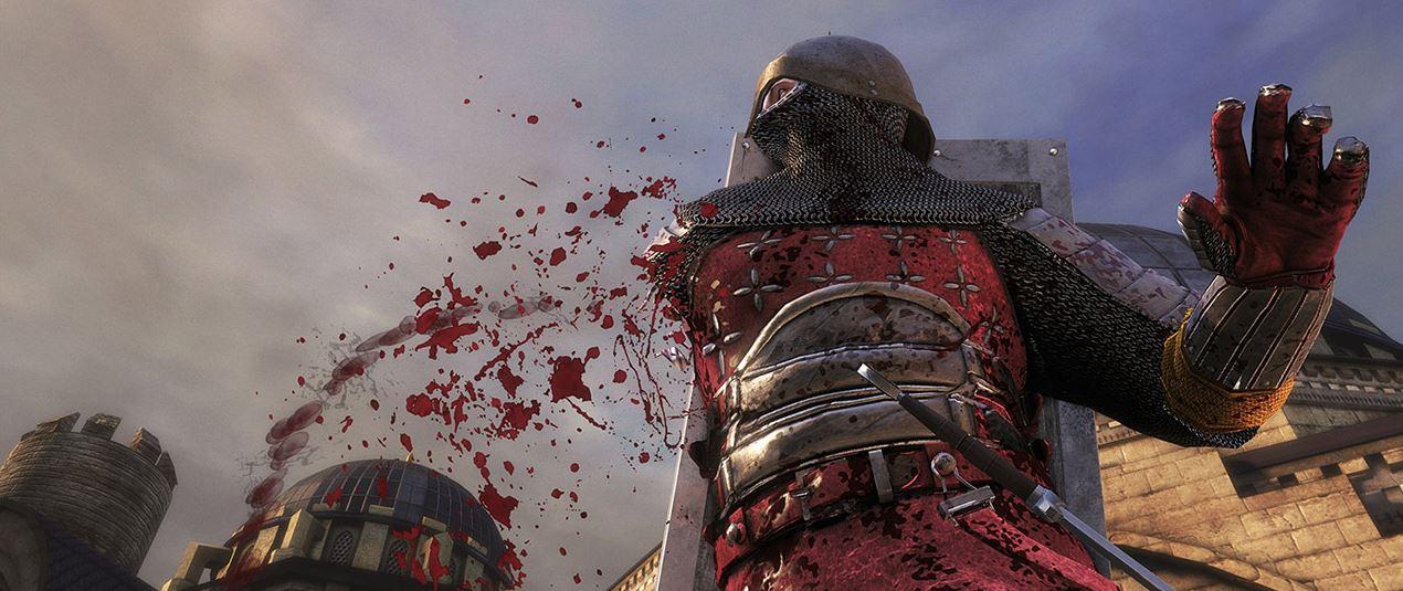 Chivalry Medieval Warfare Da verliert man schon mal den Arm
