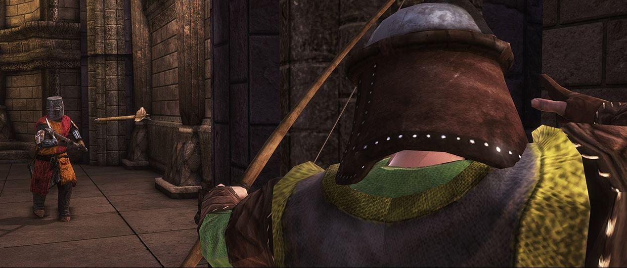 Chivalry Medieval Warfare Mit dem Bogen in den Kampf