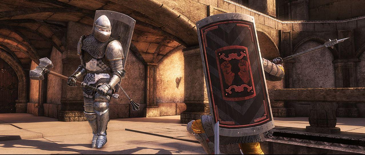 Chivalry Medieval Warfare Ritter gegen Ritter