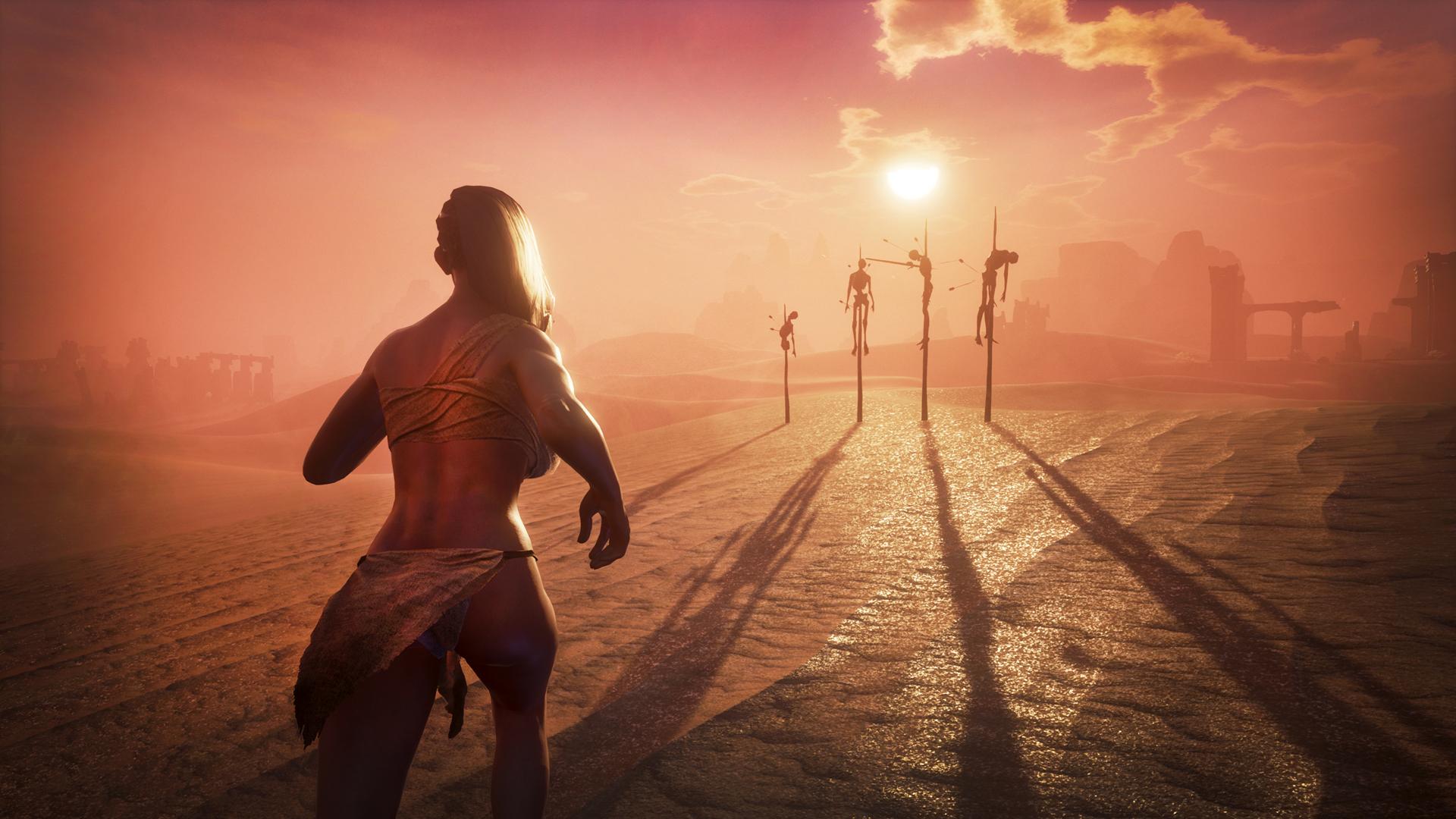 Conan Exiles - Survival in der Wüste