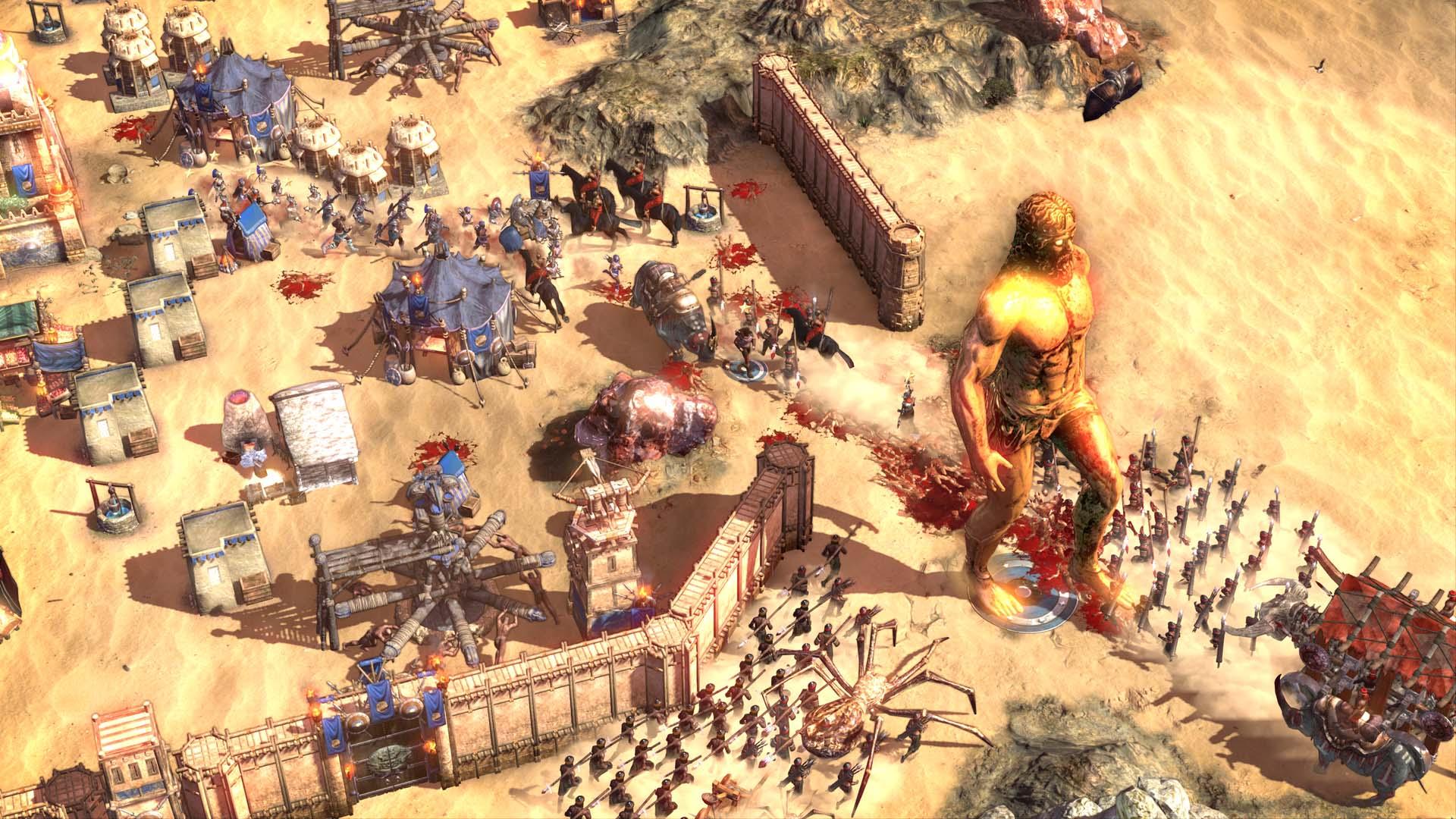 Conan Unconquered: Göttliche-Unterstützung in Form eines Avatars