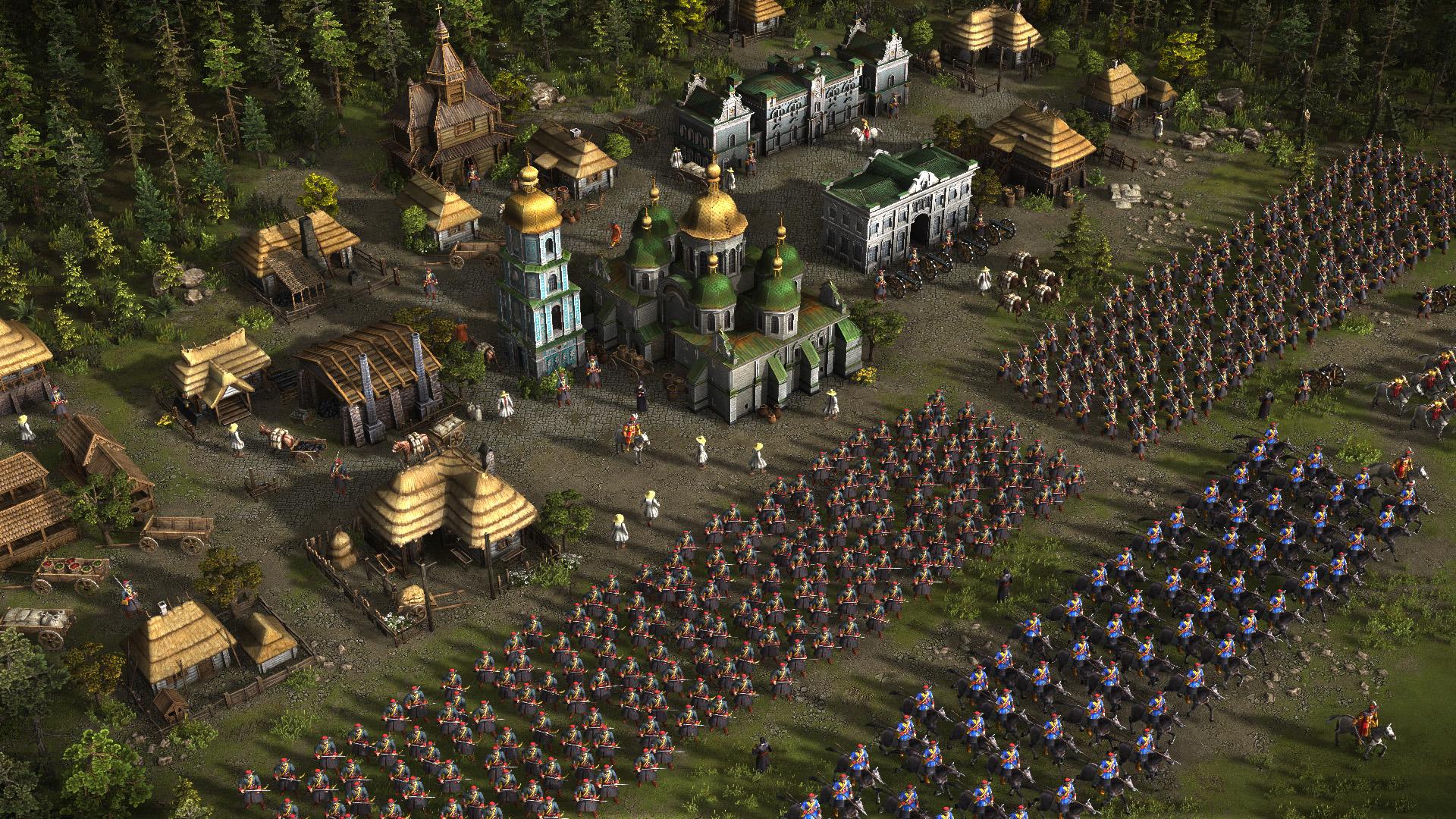 Cossacks 3 - Stadt der Ukraine