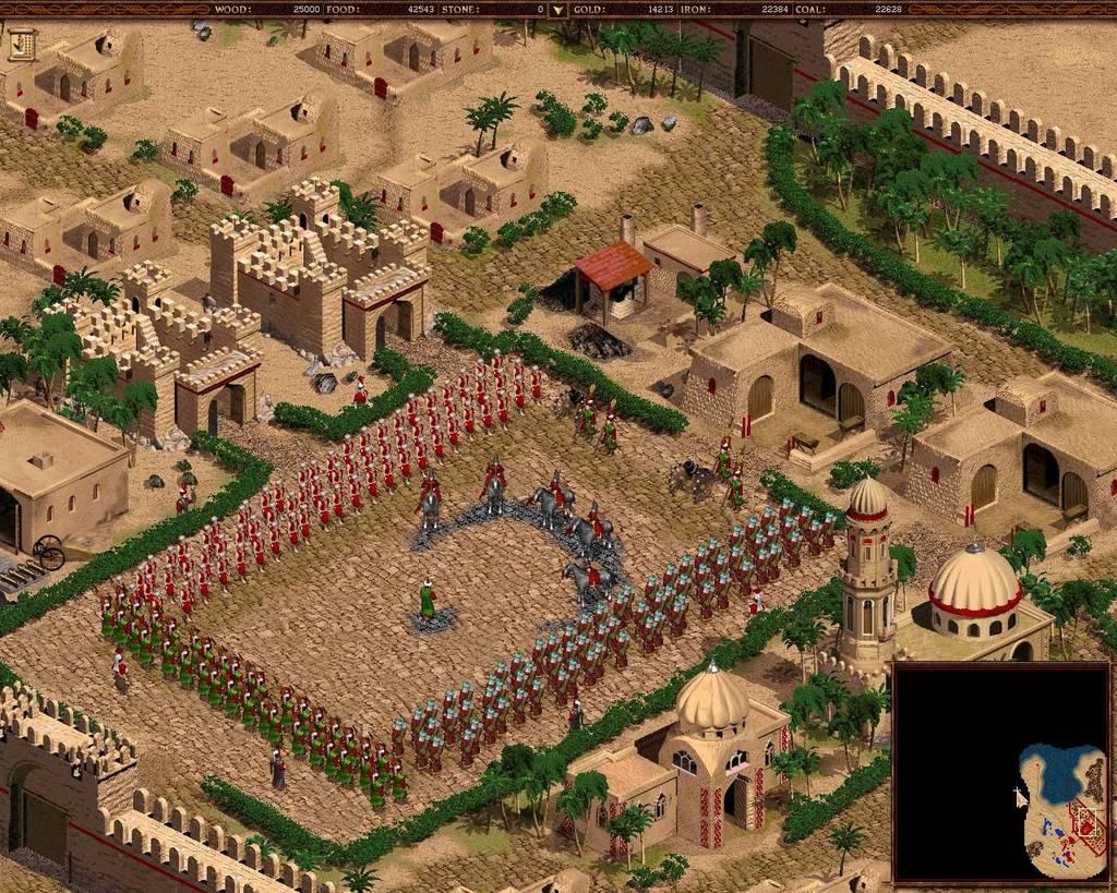 Cossacks Algerische Stadt.jpg
