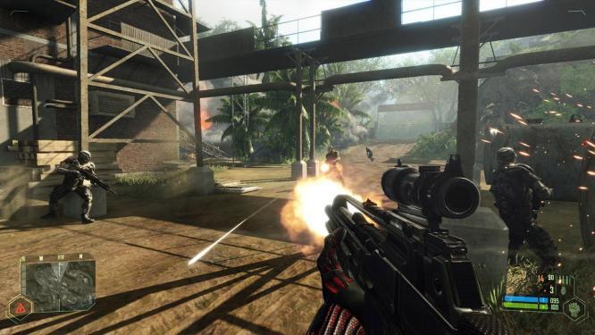 Crysis 1Mehrspieler von Community Wiederbelebt