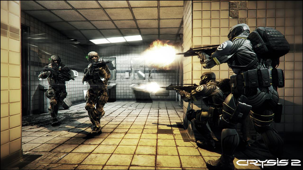 Crysis 2 Mehrspieler in Zukunft Geschichte