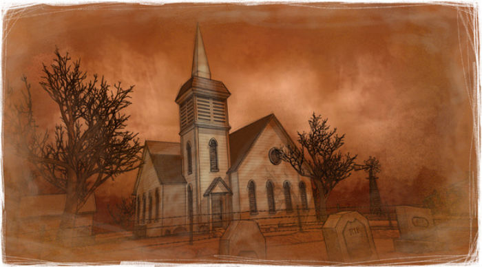 Cult County Die Kirche