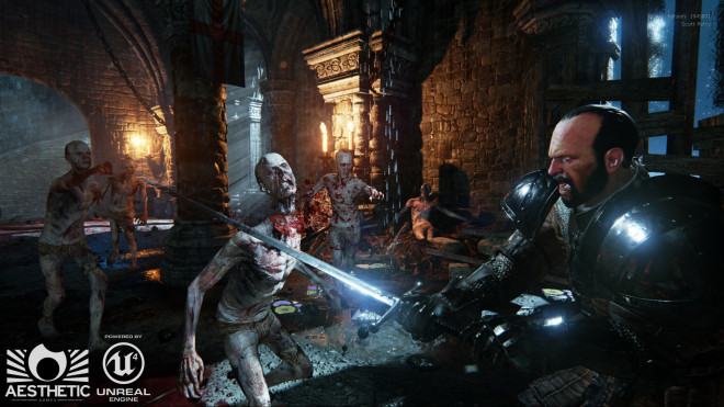Dead Crusade Mit dem Schwert gegen die Zombies