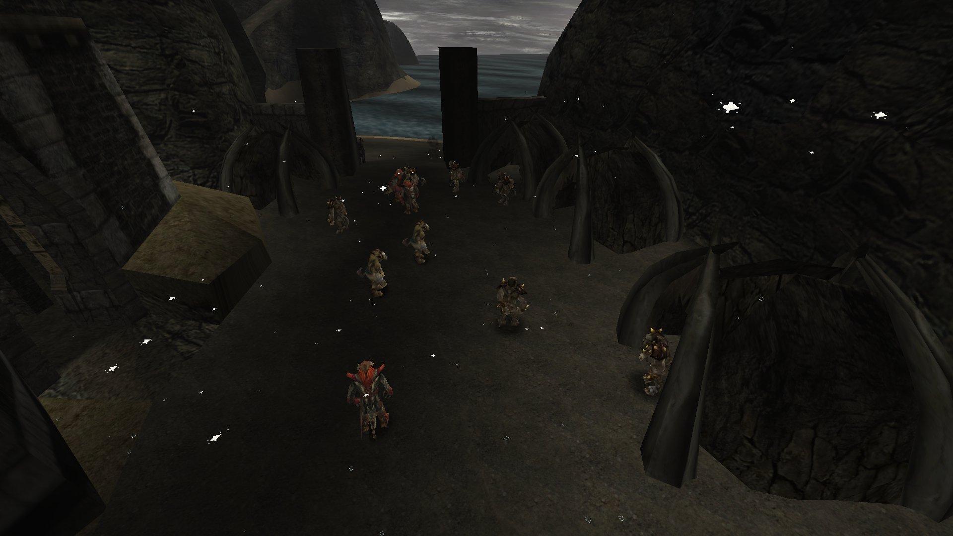 Gothic 2 Mod - Die Garde - Das Lager der Orks im Süden