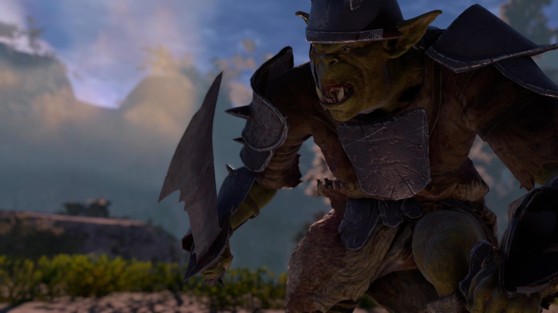 Die Zwerge - Ein Ork