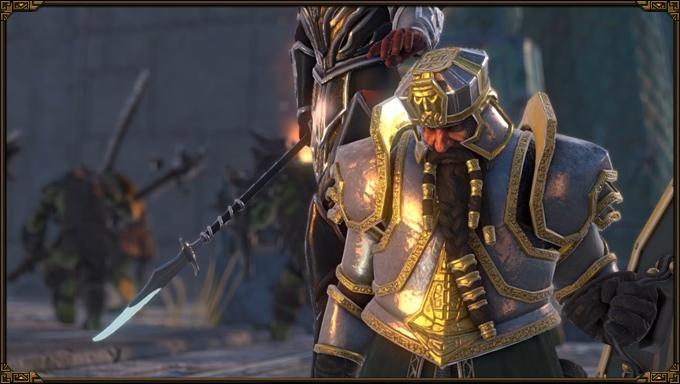 Die Zwerge - Zwergen Krieger