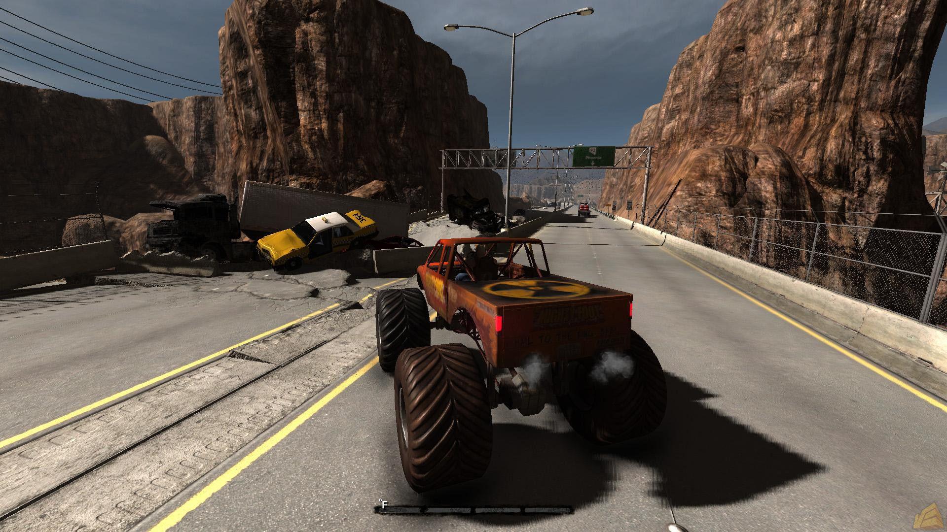Truckfahrt