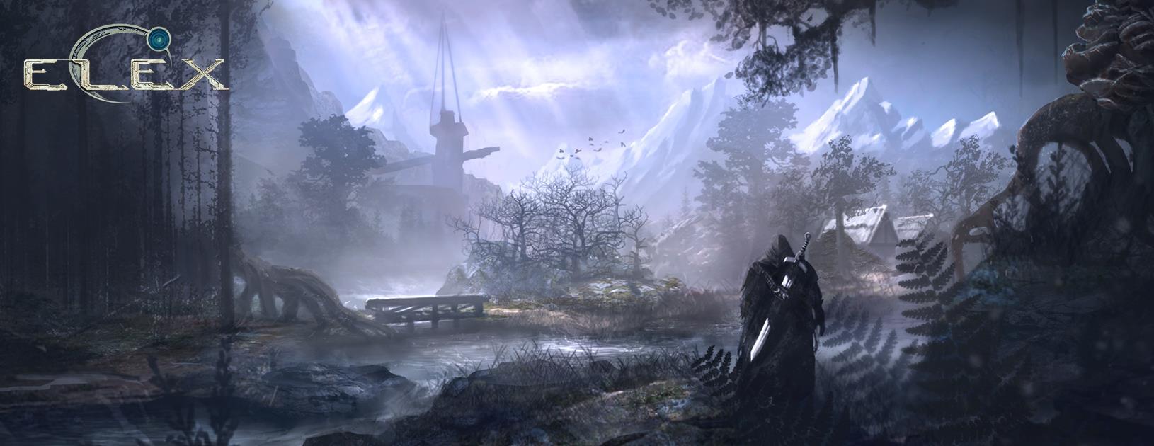 ELEX - Erstes Bild zum Spiel