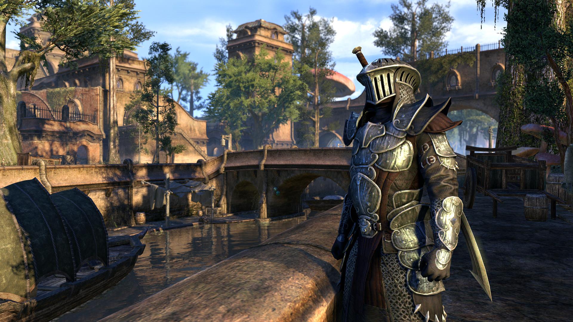 The Elder Scrolls Online - Morrowind - Alte Städte im neuen Gewand