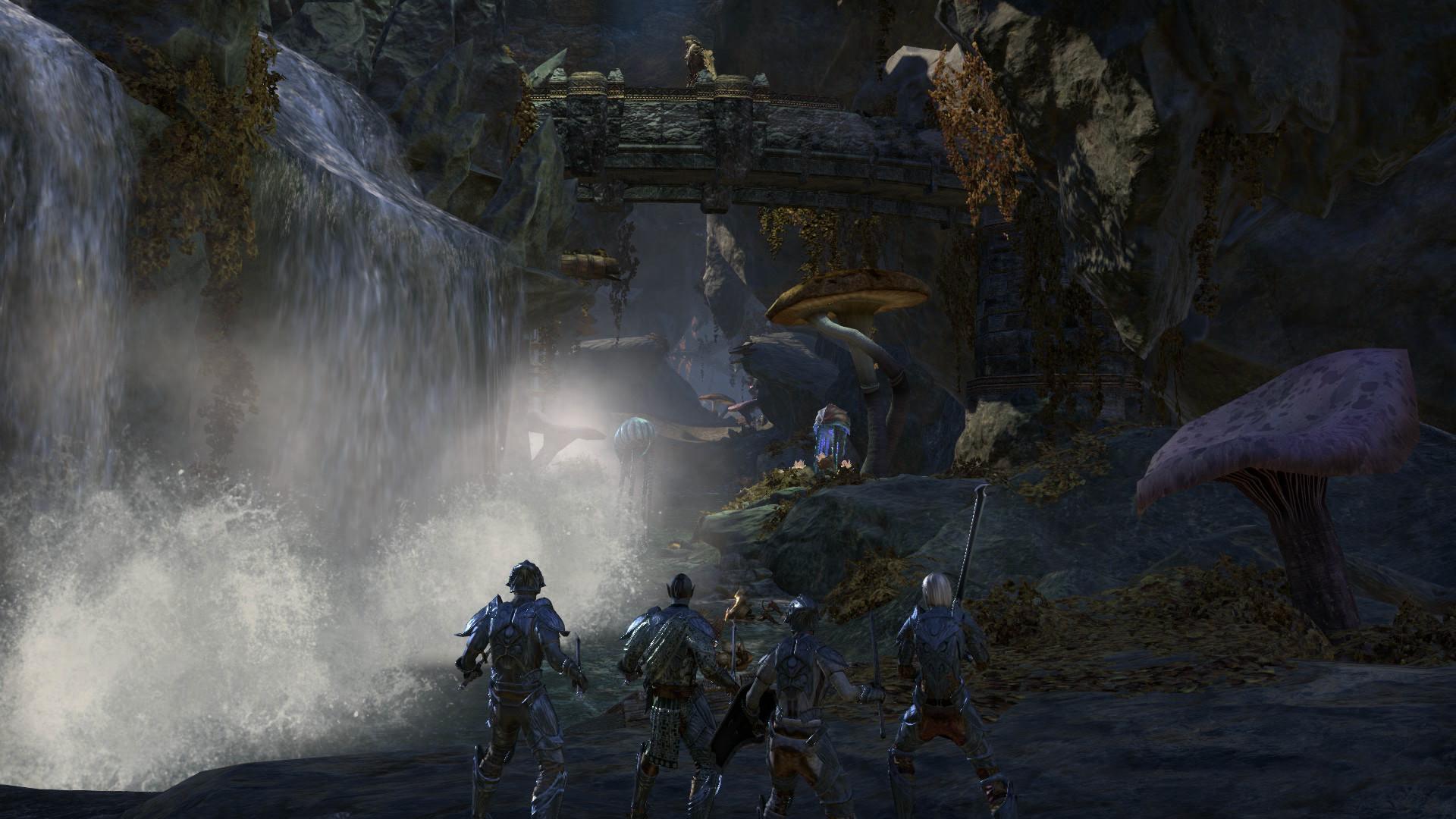 The Elder Scrolls Online - Morrowind - Eine Zwergen-Festung