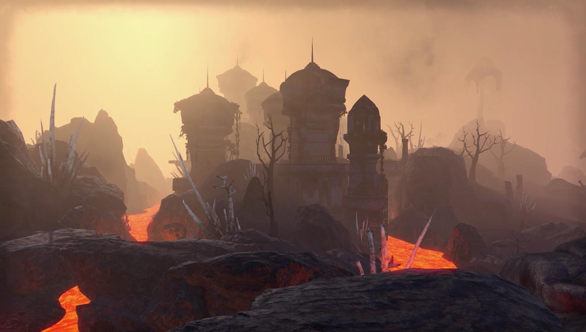 The Elder Scrolls Online - Morrowind - Zwergenfestung am Lavastrom
